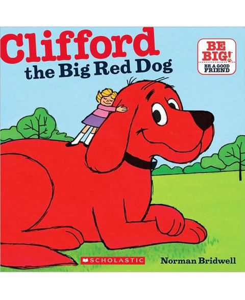 Clifford the Big Red Dog, childrens books