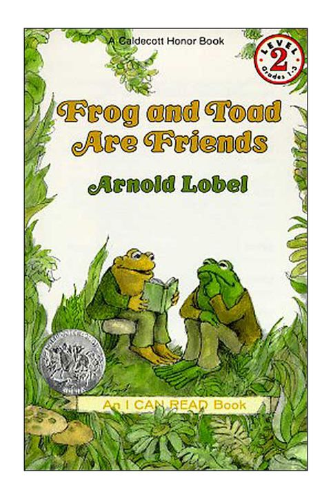 Kurbağa and Toad are Friends, childrens books