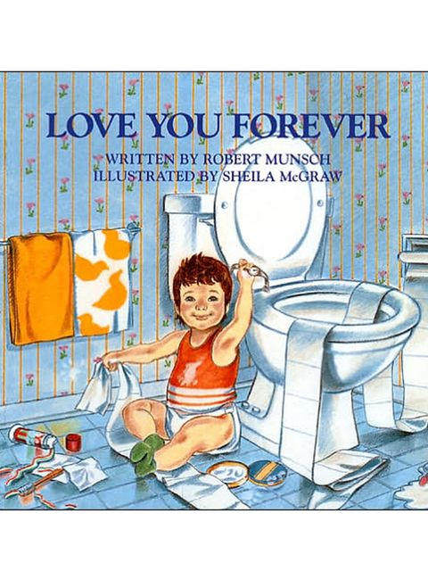 Aşk you forever, childrens books