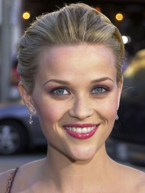 Reese witherspoon pink lips