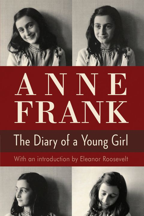 анне frank: the diary of a young girl nonfiction books for kids