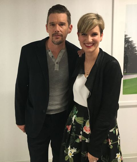 meredith rollins and ethan hawke