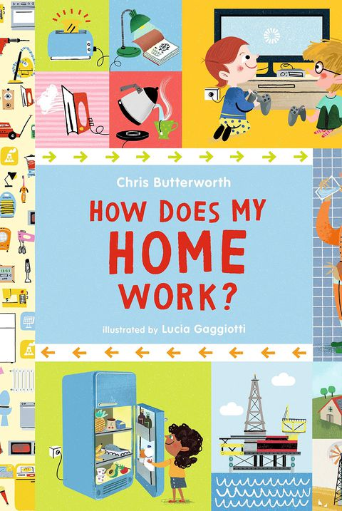 како does my home work nonfiction books for kids