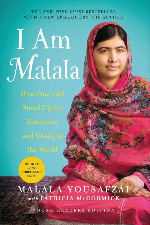 и am malala nonfiction books for kids