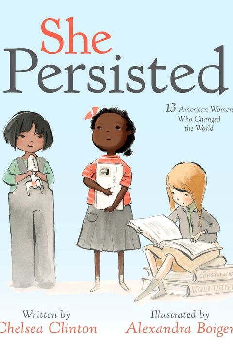 она persisted nonfiction books for kids