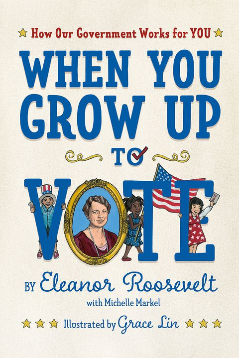 када you grow up to vote nonfiction books for kids
